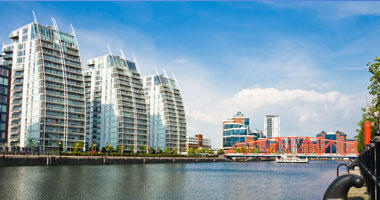 Manchester Waterfront