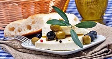 Local Cuisine - Feta & Olives