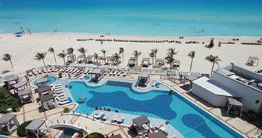 Beachfront Resort Luxury