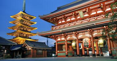 Asakusa Senso-ji Temple