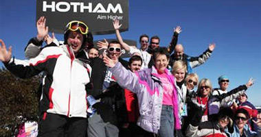 Gay Ski Week, Mt Hotham