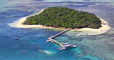Gorgeous Green Island