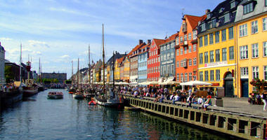 Picturesque Nyhavn