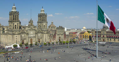 The Zocalo Cathedral