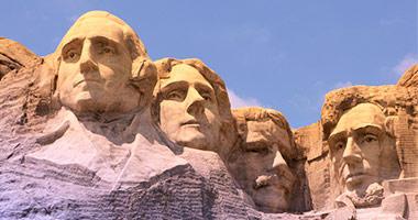 Mount Rushmore, South Dakota - USA