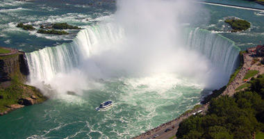 Nearby Niagara Falls