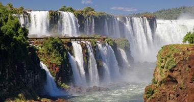 Iguazu Falls, Brazil/Argentina