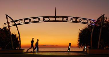 Iconic Surfers Paradise