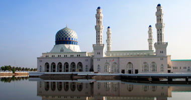 Likas Floating Mosque