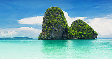 View From Railay Beach