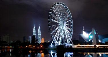 Eye on Malaysia & Petronas Towers