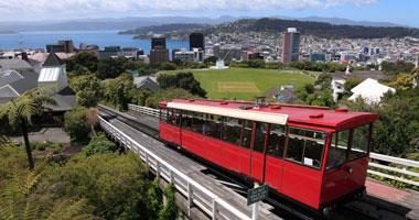 Wellington Cable Car