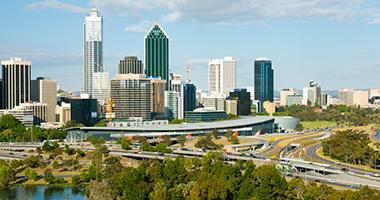Perth's Skyline