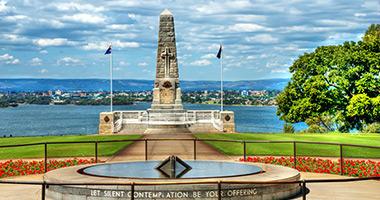 War Memorial, Kings Park