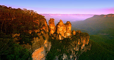 Explore the Blue Mountains