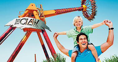Theme Park Fun at Dreamworld