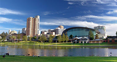 Adelaide's River Torrens