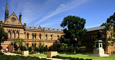 University of Adelaide Building