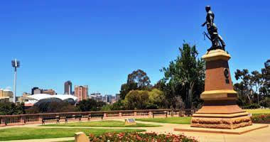 Colonel Light statue, Adelaide
