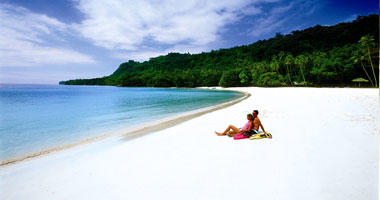 White Sand Beaches, Vanuatu