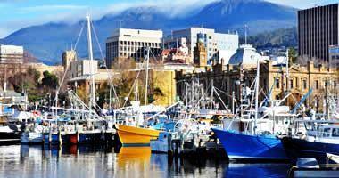 Constitution Dock, Hobart