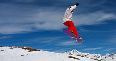 Catching Some Alpine Air