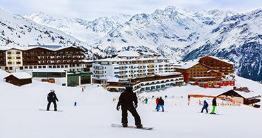 Ski Soldeu and El Tarter