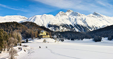Picture Perfect St Moritz