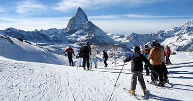 The Matterhorn Summit
