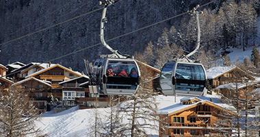 Zermatt Cableway