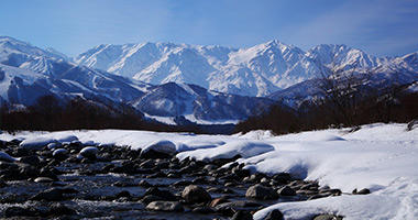 Stunning Snow-covered Scenery