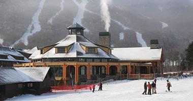 Picturesque Stowe, Vermont