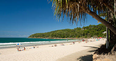 Noosa Beach, Sunshine Coast