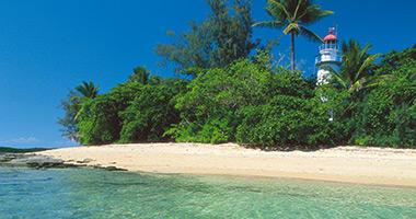 Low Island, off Port Douglas