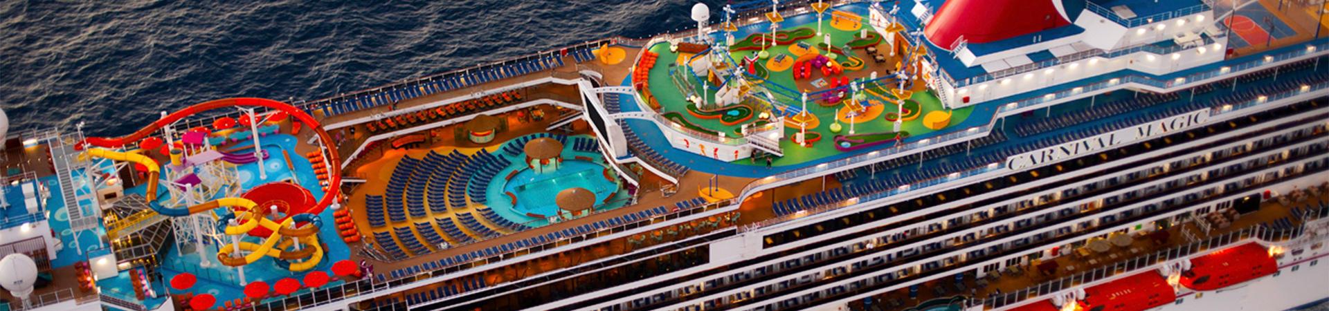 Choose Your Cruise Ship