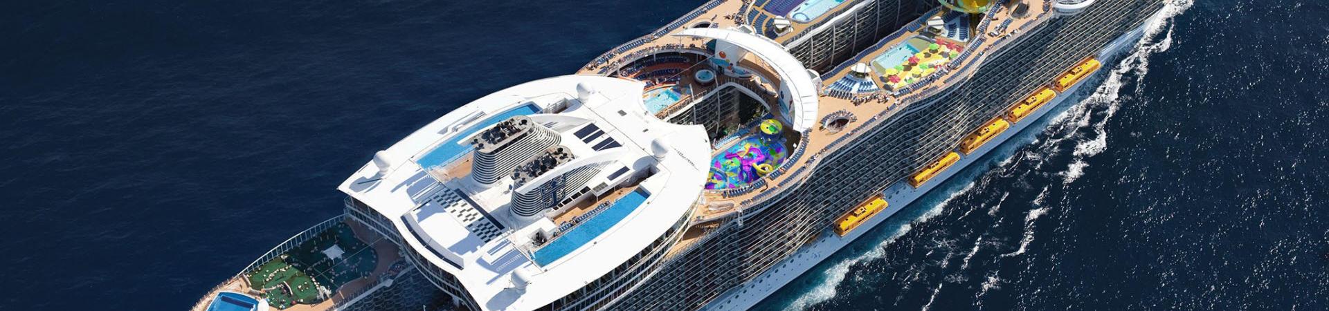Large Resort Ships