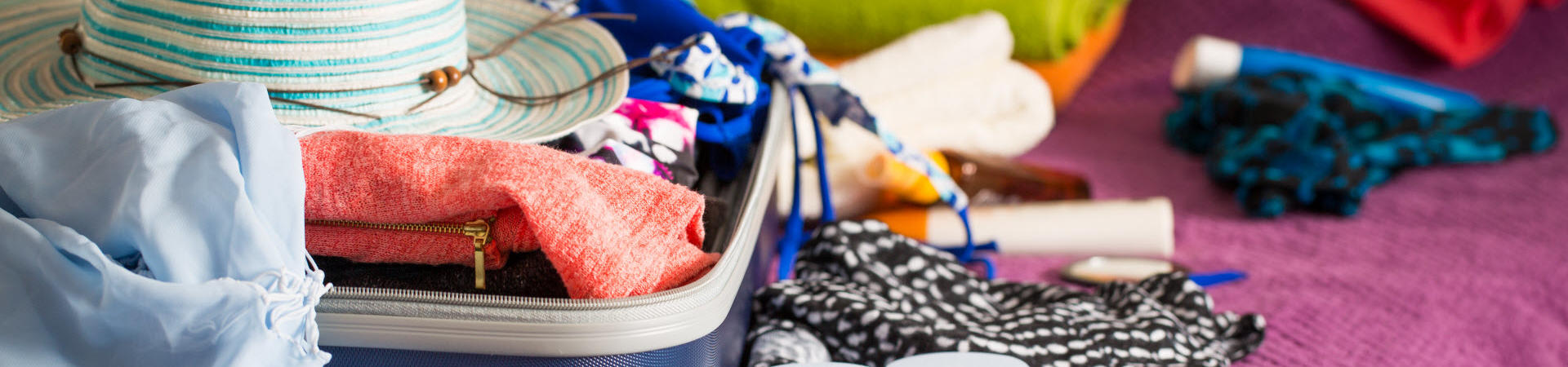 What to Pack Checklist