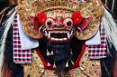 Traditional Balinese Mask
