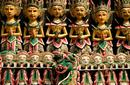 Balinese Traditional Wood Carvings
