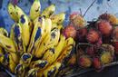 Bananas and Rambutan   by Flight Centre's Katrina Imbruglia