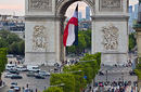 Arc de Triomphe, Paris | by Flight Centre's Olivia Mair