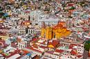 Colonial Architecture, Guanajuato, Mexico