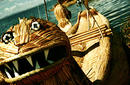 Reedboat, Lake Titicaca | by Flight Centre's Adriana Jenkins-Fitzgerald