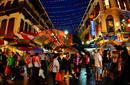 Night Market in Chinatown