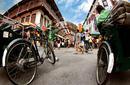 Trishaws in Chinatown