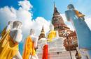 Ruined Temple, Ayutthaya