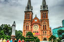 Church, Ho Chi Minh City | by Flight Centre's Talia Schutte
