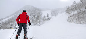 Ski in Sahoro