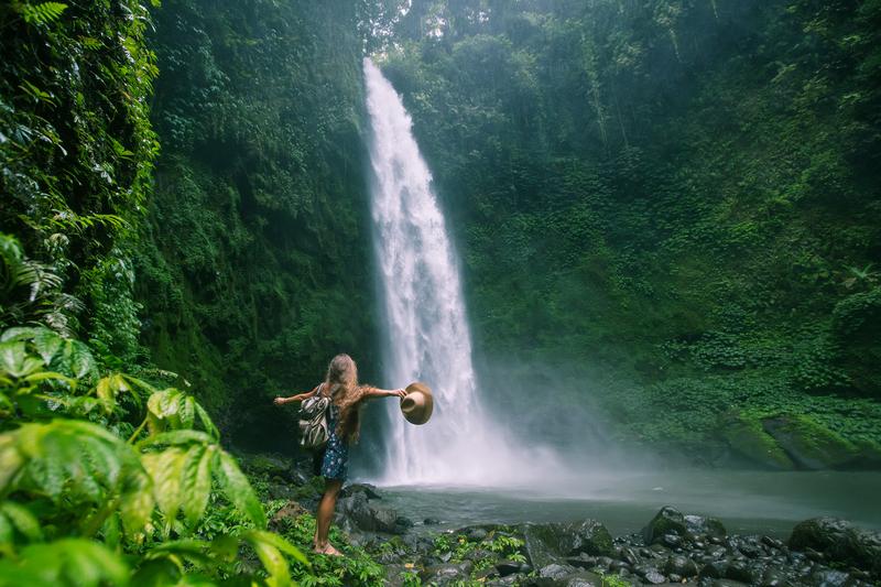 Go waterfall chasing