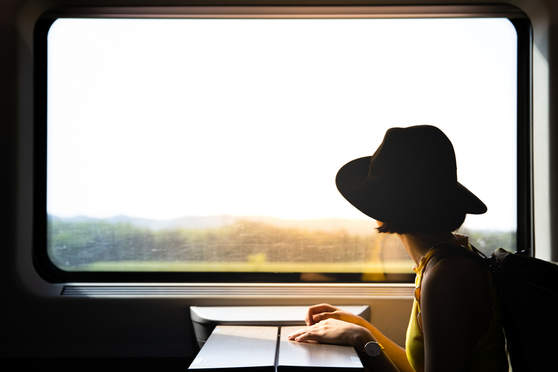Rail travel - where you get to enjoy the journey as much as the destination